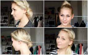 Alltagsfrisuren F R D Nne Haare Youtube
