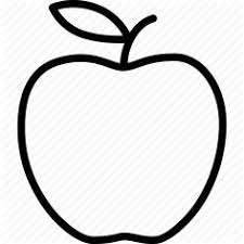 Apple Pattern Classy Apple Pattern Use The Printable Outline For Crafts Creating