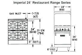standard stove width. Modren Width Standard Stove Width Average Oven Dimensions Inside    Intended Standard Stove Width G