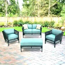 3 piece outdoor cushion set outdoor settee cushions set of 3 clearance patio cushion sets 3