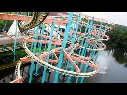Dream Catcher Ride Dream Catcher front seat onride HD POV Bobbejaanland YouTube 54