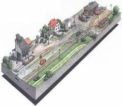 model railroad shelf ian rice | 78+ images about Modeltreinen on Pinterest  | Ho scale, Layout design ... | Modellbahn, Modelleisenbahn gleispläne,  Eisenbahnbilder