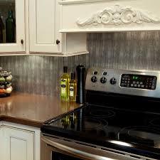 Decorative Kitchen Backsplash Fasade 24 In X 18 Traditional 1 Pvc Decorative Backsplash On