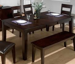 Rectangular Kitchen Tables Dining Room Table Folding Leaf Collective Dwnm