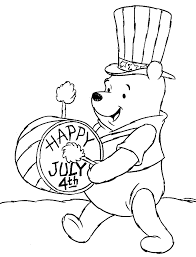Disegni Da Colorare Walt Disney Winnie The Pooh Fredrotgans