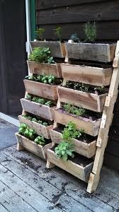 pallet furniture pinterest.  Furniture Pallet Gardening Perfect For Gardening Within A Small Space Always Take  Advantage Of Empty Vertical Spaceit Will Leave Your Balcony Or Patio Looking  For Furniture Pinterest