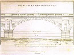 Fine Architectural Drawings Of Bridges R Intended Beautiful Design
