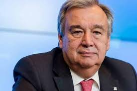 Image result for antonio guterres