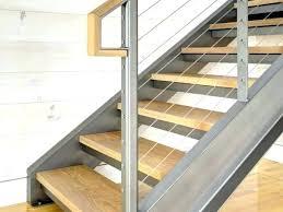 steel stair kit outdoor