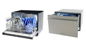 countertop dishwasher pros and cons
