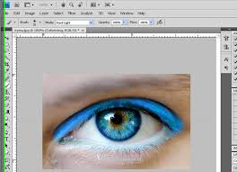 photo editing digital makeup tutorial in photo cs4 by viptutorials you