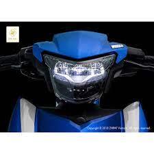 Đèn pha LED 2 tầng Yamaha Exciter 150 – Sporty 2019 mới