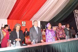 Kenyan Cabinet Secretaries Un Secretary General Antonio Guterres Regrets Resistance To Gender