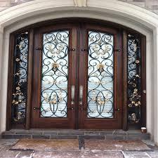 Modern Entry Door Design Modern Entry French Main Wrought Iron Door Designs Double Door Buy Kerala Front Door Designs New Iron Grill Window Door Designs Exterior Door