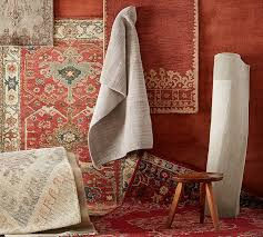 pottery barn persian rugs reviews rug designs