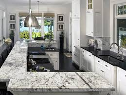 kitchen countertops in marble boston
