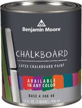 Get inspired with color chalkboard ideas