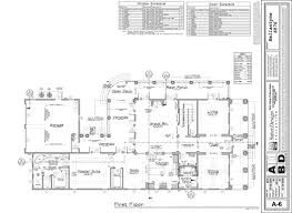 Architecture drawing floor plans Elevation Detailed Floor Plan Sater Design Collection What Is In Set Of House Plans Sater Design Collection Home Plans