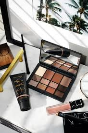 nars skin deep eye palette and super radiant booster review the beauty look book