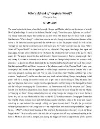 who`s afraid of virginia woolf essay Реферат от Други who`s afraid of virginia woolf essay facebook image