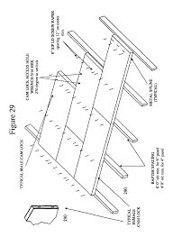US08590264 20131126 D00029 patent us8590264 structural building panels with multi laminate on us air force bullet backgroun paper template download