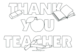 Teachers Day Coloring Pages Teacher Best For Kids Happy Page
