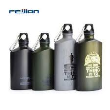 <b>FEIJIAN</b> Outdoor <b>Sports Water Bottle</b> Lightweight Aluminum Flask ...