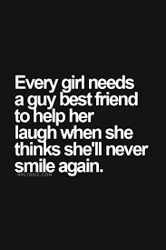 Friendship With Male Quotes