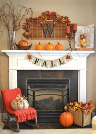 a banner could become a cool addition to your fall decor the one here
