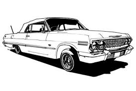 Small Picture Classic Car Modication Lowrider Cars Coloring Pages Download