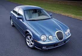 Car Throttle Parting Shot - The Jaguar S-Type