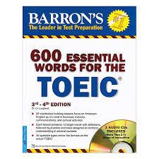 Kết quả hình ảnh cho 600 Essential Words For TOEIC