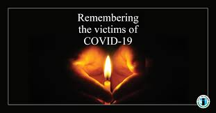 A boss of one of the world's biggest accountancy firms who told hundreds of staff to stop moaning and playing the victim about covid work conditions has now stood aside. Honoring Irvine S Covid 19 Victims City Of Irvine