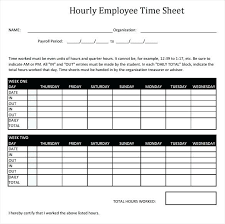 Sample Timesheets For Hourly Employees Daily Timesheet Template Excel Template Word Daily Template Word