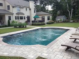 stone coping for vinyl liner pools - Google Search