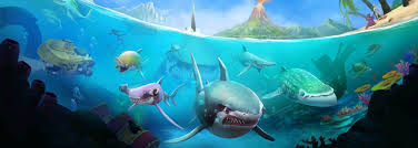 Small Picture All new Hungry Shark World chomps into action Hot Game