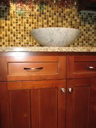 Cherry Shaker Kitchen Cabinets Home Design Traditional Kitchen