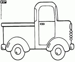 Disegni Di Camion Da Colorare E Stampare