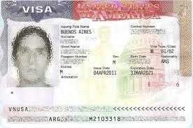 Visa Estadounidense Tramitar Argentina Como En