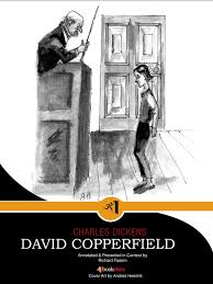 writer of david copperfield david copperfield by charles dickens  david copperfield ebook annotations platform david copperfield book cover