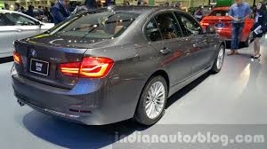 2018 bmw 3 series. interesting series 2016 bmw 3 series rear three quarters at 2015 thai motor expo on 2018 bmw series l