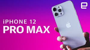 Apple iPhone 12 Pro Max hands-on - YouTube