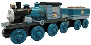 thomas the tank engine wooden railway collection and