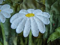 "Free Daisy Quilting Patterns | ... Depth Look At ""A Freshness Of ... & Free Daisy Quilting Patterns 
