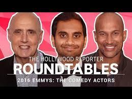 thr s full comedy actor roundtable aziz ansari jeffrey tambor tony hale more