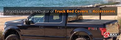 bakflip truck bed liners accessories