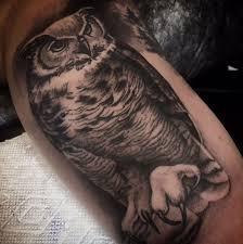 Phil Szlosek 13 Kings Avenue Tattoo