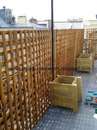Brise Vue Balcon Bois Brise Vue Jardin Hauteur 2m Chromeleon