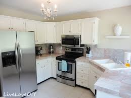 kitchen paint colors with cream cabinets: kitchen cabinets smart painting kitchen cabinets white color