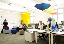 google office space. Google Office Space O